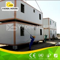 High quality top selling container house for living