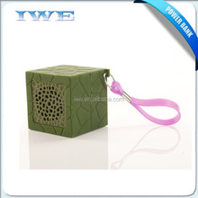 New product wireless waterproof bluetooth speaker best electronic trend christmas gift 2015