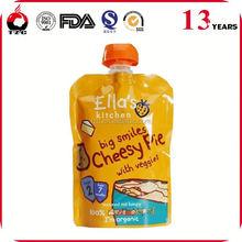 Manufacturer good barrier carrots baby juice food pouc
