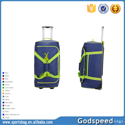 latest travel bag parts,military travel bag,travel trolley luggage bag for sale