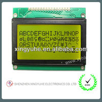 character transparent lcd display 16x4