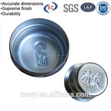 Arrastre de aluminio componente