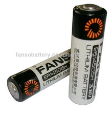 FANSO 3.6V SIZE AA 2700mAh lithium battery ER14505H