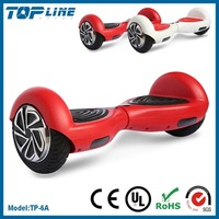2015 newest two wheel smart balance electric scooter with Samsung Battery