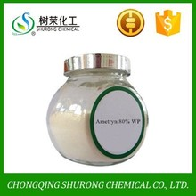 herbicide ametryn 95%TC 80%WP/ pesticide in agriculture