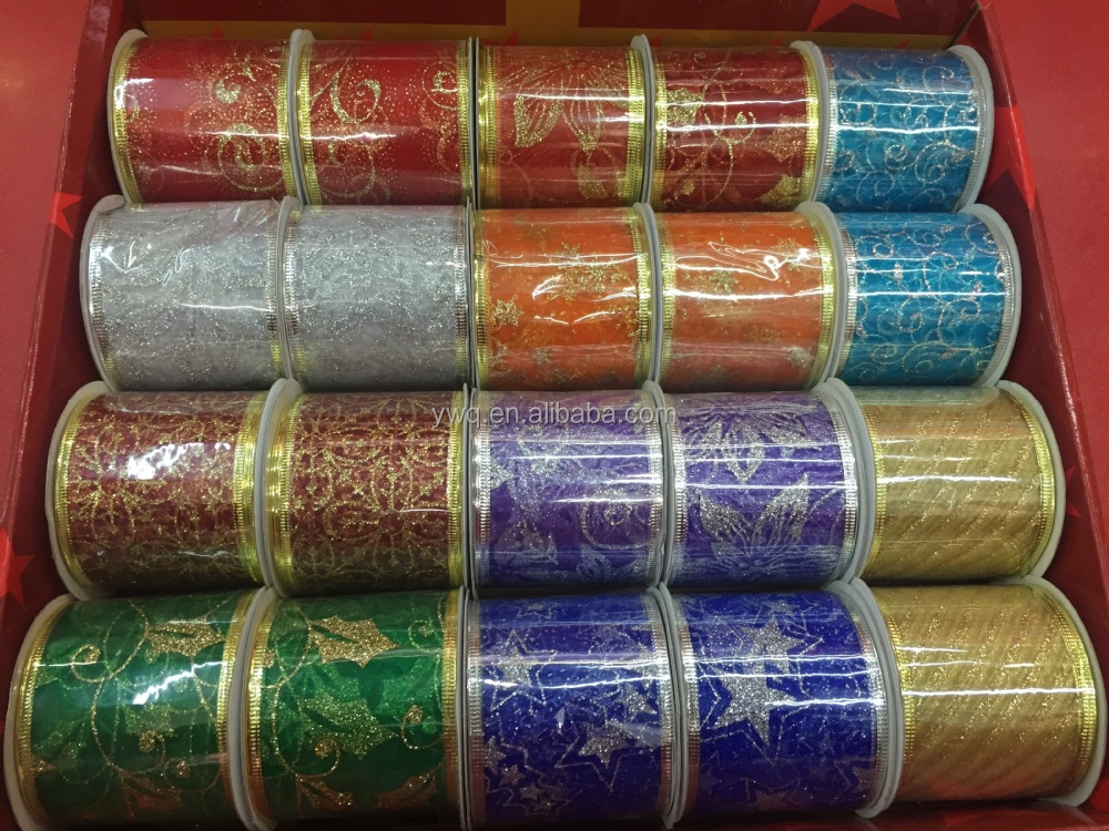 jpg 63cm - Christmas Ribbon Wholesale