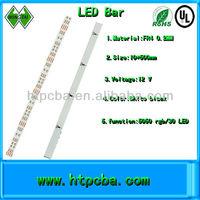 12 V led bar pcb