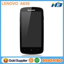 Chinese Mobile Phone Lenovo A630 Smartphone 2014 Mobile Phone Cheaper Price 4.0 Dual Sim MTK6577 Dual Core 1GHz CPU 4GB ROM 3G