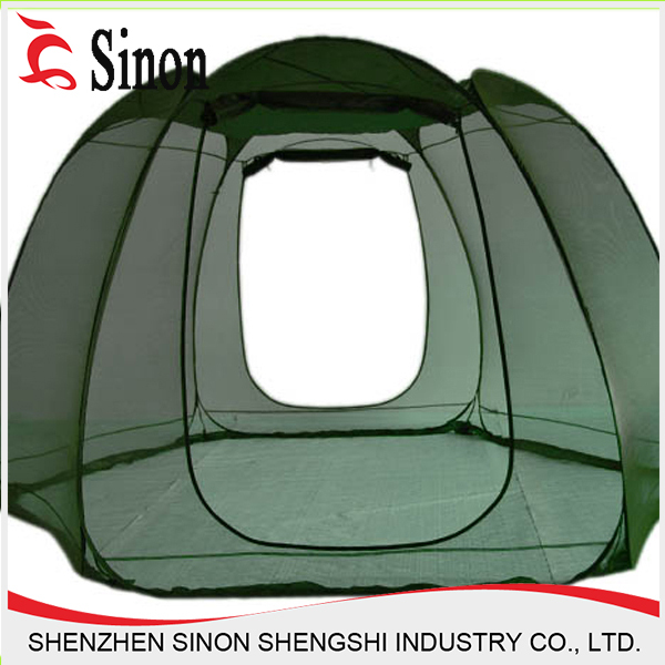 Pop up moustiquaire tente/en plein air tente de jardin gazebo ...