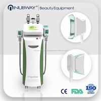 Super special offers 5in1 rf vacuum ultrasonic cavitation frozen cryolipolysis lipo suction massage machine