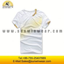 2012 new fashion men's badminton wear