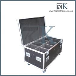 Par light flight case/moving head flight case