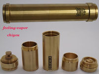 oem service, custom made brass, copper threaded cigarette tubes