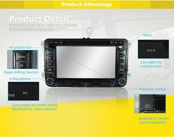 car auto radio for vw passat b6 2 din car dvd gps player with sd card for car gps