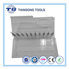 High quality tungsten carbide HSS PCB micro drill bits