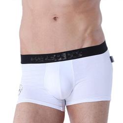 Oracle Fish men's underwear cotton men boxer dark grain belt stamp printing underwear fashion boxer
