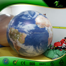 Hot selling wonderful inflatable helium balloon / light helium balloon