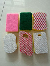 new products!!!Steel Wool Hand Pad for kitchen cleaning
