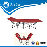 Quality updated price of folding camping bed