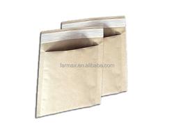 2015 Farmax Kraft bubble bag with variable information
