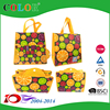 non woven shopping bag sedex factory foldable shopping bag