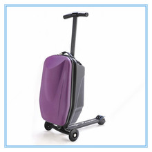 China manufacturer travel and trolley luggage