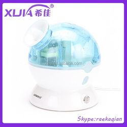 New arrival hot sale promotion facial device with hot ozone steamer XJ-806