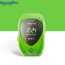sport watch gps with tracking functions for kids safety JM09