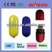 promotional pill-shaped usb flash drive, pill usb drive, pico usb pill