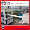 PVC pipe manufacturing machine/plastic pvc pipe manufacturing machine