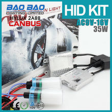 2015 best selling 50w/55w canbus hid xenon ballast kit with trade assurance