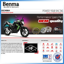 china supplier benma group wholesale Motorcycle body parts