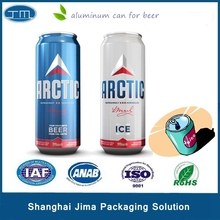 2015 china supplier of wholesale slim aluminum can for beverage, beer can