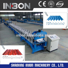 Steel Iron Roofing Tiles Corrugating Tiles Cold Forming Machine/ Galvanizing Rolling Forming Line