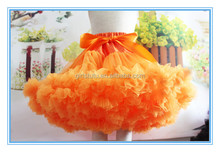 yowo baby girls halloween pettiskirts orange ruffle usa cheap pettiskirts super fluffy pettiskirts
