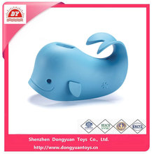 Soft PVC Dolphin Shape Spout Cover for Baby Bath