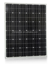 150W Poly solar panel with full certificate in shenzhen