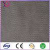 Rigid/hard mesh fabric for kitchen curtains
