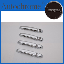 ABS plastic abs car accessories, chrome door handle cover - for Hyundai Elantra i30 07-09