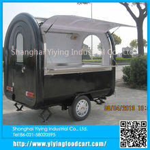 YY-FR220B Trading & supplier of china products hot dog cart mobile food bar
