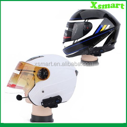 Wireless two-way communication 1000m intercom helmet headset for bicycle and motorcycle