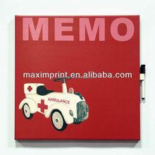 2014 cartoon Memo board/dry erase bulletin Board