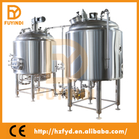 Beautiful SS Sanitary Restaurant Equipment For Beer Home Brewing Equipment (CE)