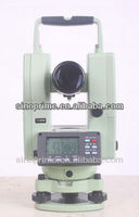 Surveying Instrument: survey electronic laser Theodolite with laser plummet