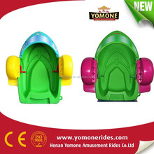 Best selling Water Park hand rocking Boat Rides used amusement rides for sale