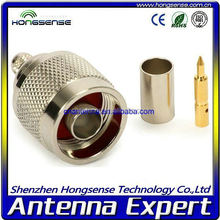[Factory price]RF connector/cable 3 pole connector