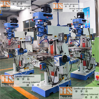 Brand new Drilling and milling price Turret Head drilling and milling machine with low price