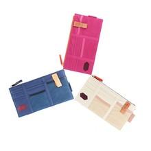 Car Trash Bag Sun Visor Point Pocket Organizer Pouch Bag Pocket Card Storage Holder In-Car Car Roof Bag