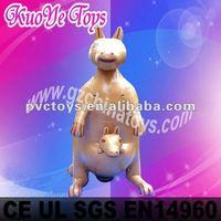 inflatable kangaroo cartoon