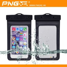 new arrived 2015 competitive cell phone waterproof bag for mobile phone